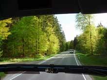 Busreise nach Thüringen